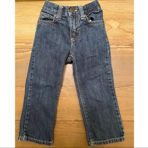 Old Navy Straight Fit Jeans 2T